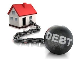 real-estate-issues-and-debt